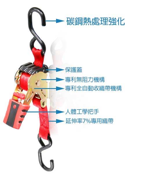 宇昱專利手拉器