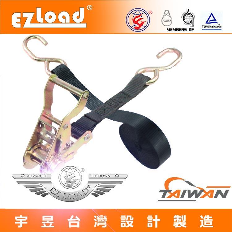 固定重機使用-手拉器-綑綁帶